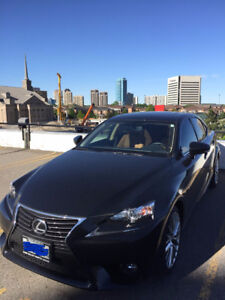 2016 Lexus IS300 lease takeover $386 low mileage