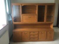 Beautiful loung/dining room dresser