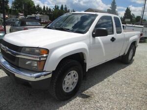 2008 Chevrolet Colorado TS Z71 4X4