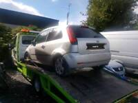 Parts Ford Fiesta 2004 ****BREAKING ONLY