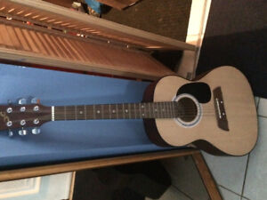 Acoustic First Act 36' jr guitar excellent condition