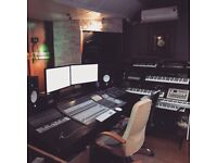 Monthly Share Slots Music Studio - Production - Recording - Rehearsal - Practice - Songwriting