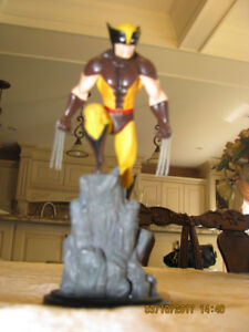 Wolverine Bowen RARE Limited 1st Edition Brown mini-statue