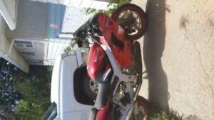 2001 zx9 nice bike 2000 zx9r