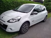 Renault Clio 1.2 Tce GT line with Tom Tom Sat Nav