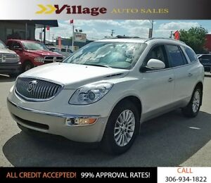 2012 Buick Enclave CXL All Wheel Drive, Seats 7, Leather Inte...