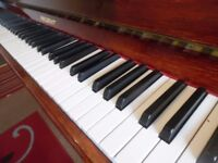 upright pianos £495 baby grands £1150