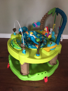 Evenflow Exersaucer - Life in the Amazon