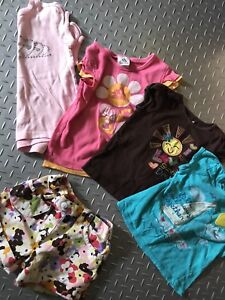 42 pieces of 3t girls summer lot