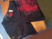 Brand New Ten-80 Wakeboard Shorts, Waist 36 with Tags
