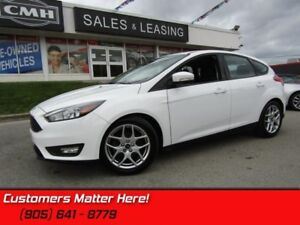 2015 Ford Focus SE  HATCHBACK, SYNC, POWER GROUP!