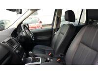 Land Rover Freelander SD4 GS (black) 2013-06-21