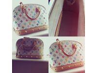 Genuine Louis Vuitton Alma Bag, perfect condition