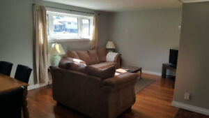 2 Bdrm Furnished Basement Suite - Available Sept 1