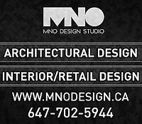 Retail Store Design – Tenant Improvements - Permit Drawings