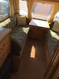 Caravan compass omega 524