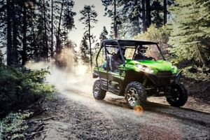 Huge sale on 2017 Teryx 2, up to $2000 off and 5 year warranty.