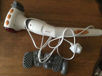 Brand new Lloyds pharmacy body massager in very good condition
