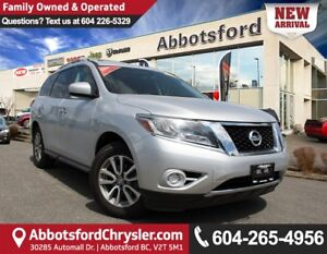 2013 Nissan Pathfinder SV 4x4 & Well Equipped