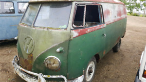 WANTED: old VWs- buses, bugs, vanagons, etx