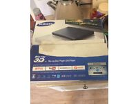 BRAND NEW. Samsung blu ray DVD player