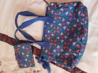 3 kipling bags and purse