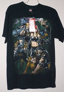 THE X-MEN licensed Marvel tee
