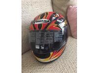 MDS motorcycle helmet size M