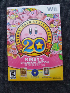 Kirby's Dream Collection (Wii)