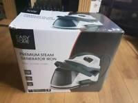 Premium steam generator iron