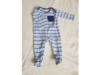 0 to 3 Months Baby Grow Bundle