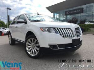 2013 Lincoln MKX LIMITED/ ROOF/NAVI