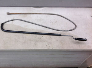 Toilet Auger 6 ft long - great condition