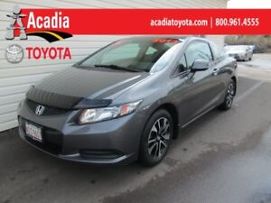 2013 Honda Civic Cpe LX