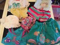 Girls summer clothes - 2 years old