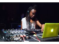 International DJ available for tutorials. A DJ professional with an eclectic mix of Global Sounds.