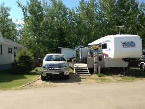 Trailer for Sale on Leased Lot