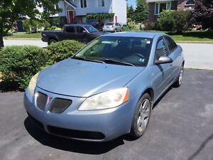 2007 Pontiac G6 V6 MVI UNTIL JUNE 2019