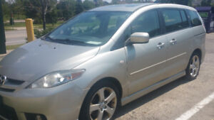 2008 Mazda5 Loaded ,179KM,7 PASS., ICE AC, NEW BRAKES, E TESTED