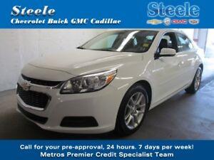 2014 Chevrolet MALIBU LT Sunroof & Alloys !!!