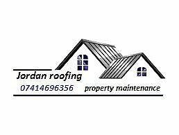 jordan roofing an property maintenance