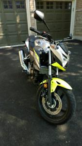 Brand New 2017 Honda CB300F ABS