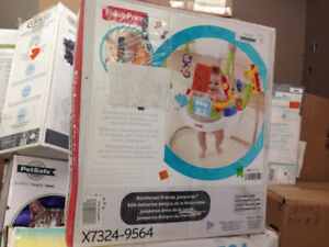 Brand New Fisher Price Rain Forest Jumperoo