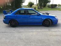 Subaru Impreza 2005 2.5turbo