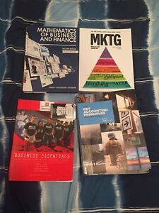 1/2 accounting text books