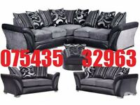 NEW DFS MODEL CORNER OR 3+2 SOFA SET + DELIVERY