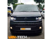 VW T5 Lower Spoiler Front End Conversion Kit
