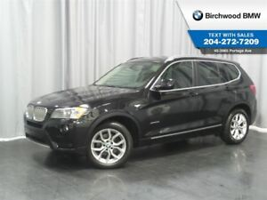 2013 BMW X3 28i Premium Package, Park Distance Control!