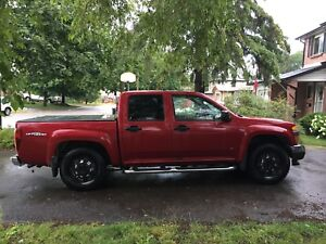2006 GMC Canyon tow package off-road package