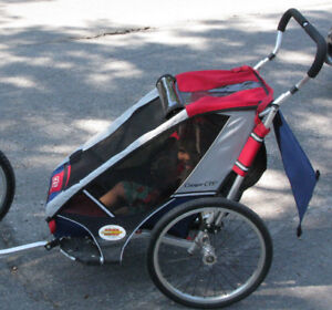 Remorque Chariot (Thule) Cougar CTS
